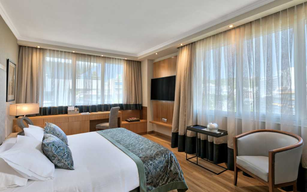 Divani Caravel Hotel - Press Release Photo