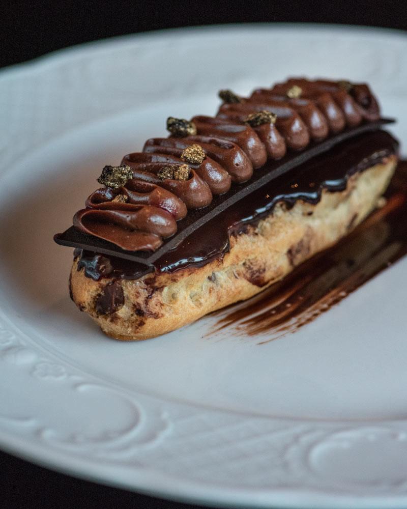 Divani Caravel Hotel - JuJu Bar & Restaurant - Divine Desserts