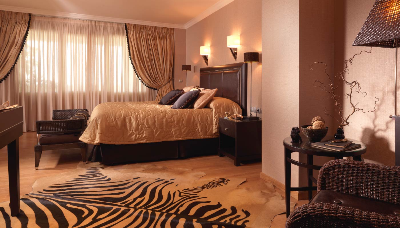 Divani Caravel Hotel - Presidential Suite 701 - Bedroom