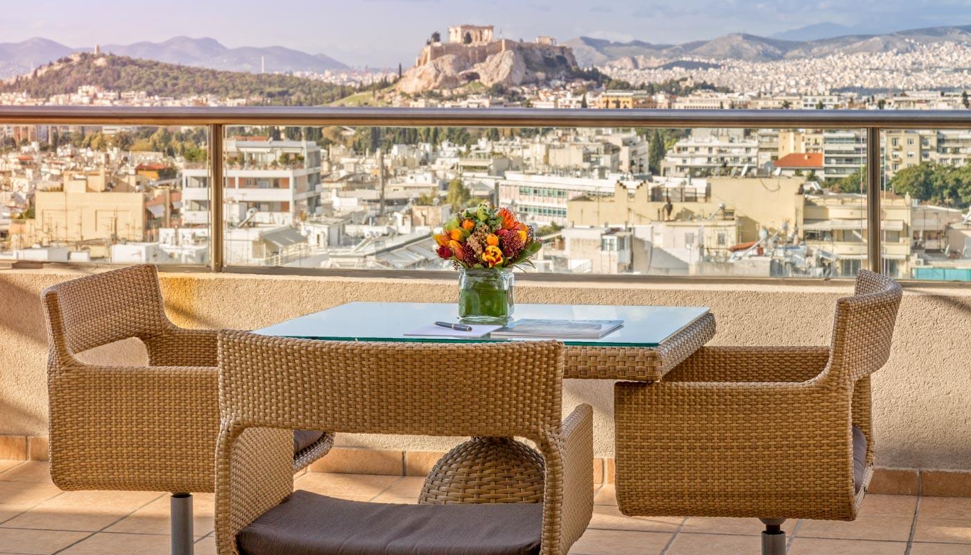 Divani Caravel Hotel | Welcome!