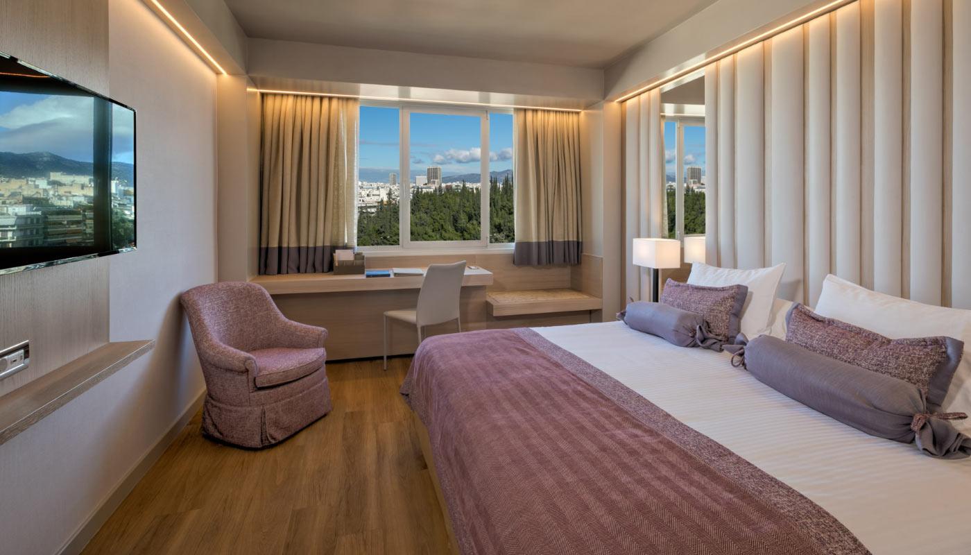 Divani Caravel Hotel - Executive Room
