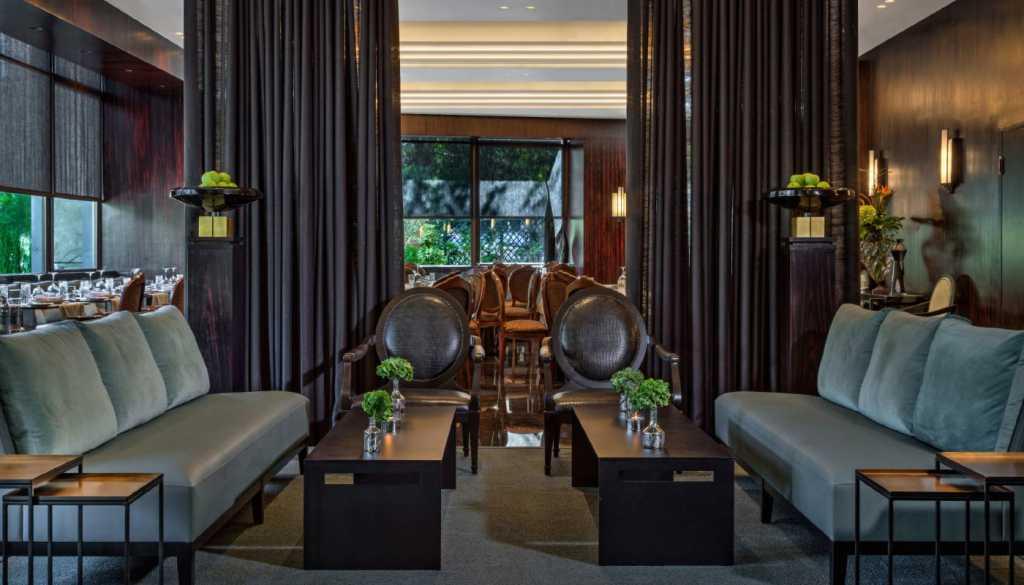 Divani Caravel Hotel - JuJu Bar & Restaurant