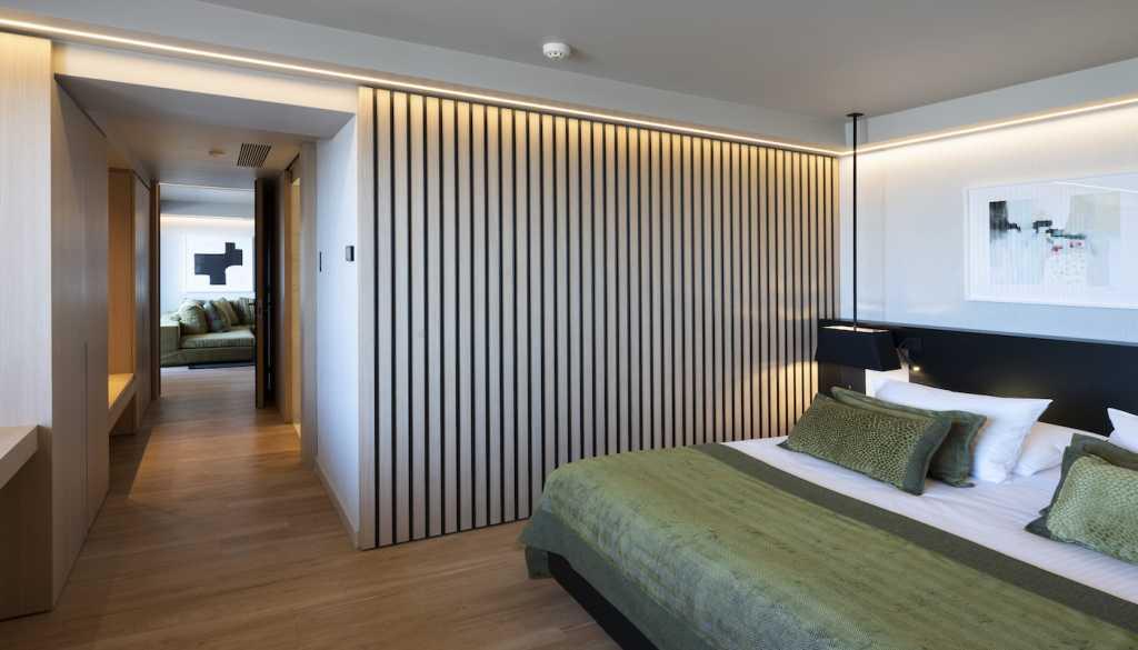 Divani Caravel Hotel - Divine Acropolis View Suite